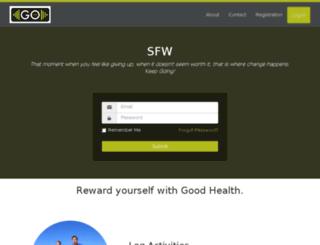 sfw-go.com screenshot