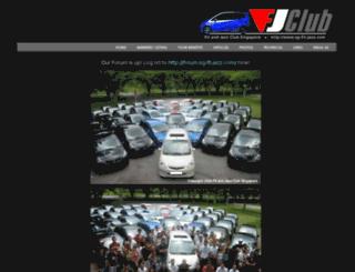 sg-fit-jazz.com screenshot