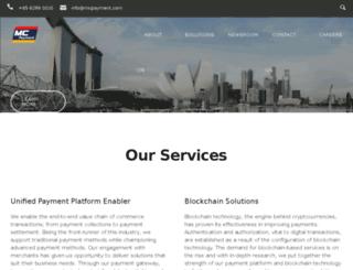 sg.mcpayment.com screenshot