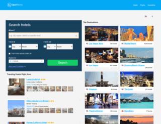 sg.openroomz.com screenshot