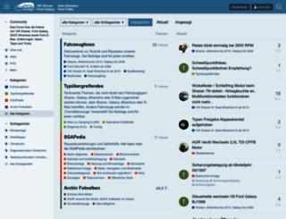 sgaf.de screenshot
