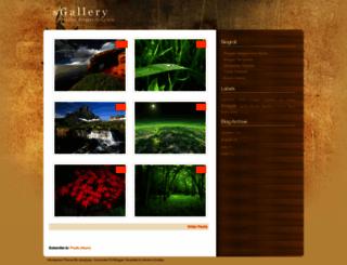 sgallery-template.blogspot.com screenshot