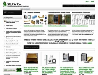 sgawinc.com screenshot