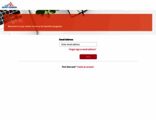 sgcbenefits.com screenshot