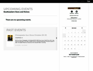 sgk.ticketleap.com screenshot