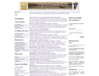 sglb.org screenshot