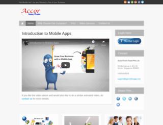 sgmobilesapp.com screenshot
