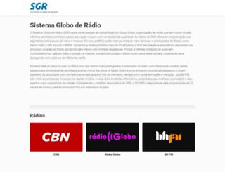 sgr.com.br screenshot