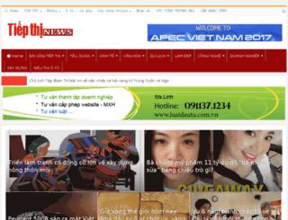 sgtt.com.vn screenshot