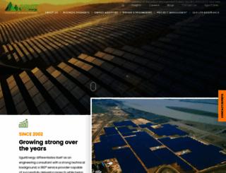 sgurrenergy.com screenshot