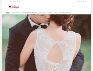 sgweddingmall.com screenshot