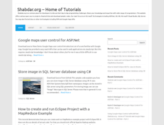 shabdar.org screenshot