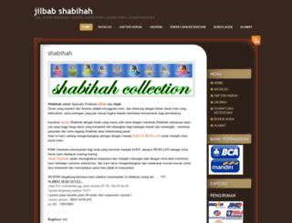 shabihah.wordpress.com screenshot