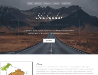shabqadar.com screenshot