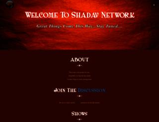 shadav.info screenshot