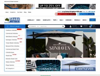 shadeaustralia.com.au screenshot
