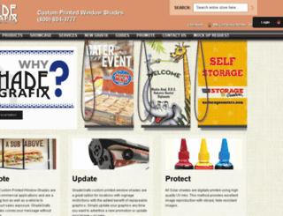 shadegrafix.com screenshot