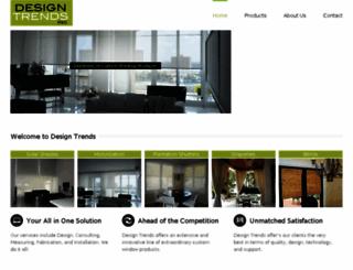 shadesbydesigntrends.com screenshot