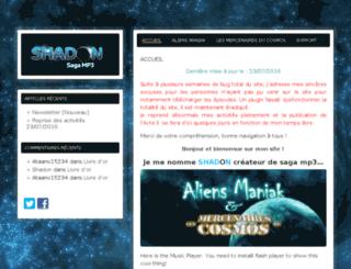 shadon.fr screenshot