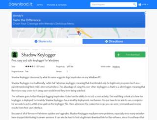 shadow-keylogger.jaleco.com screenshot
