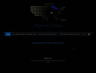 shadowandsubstance.com screenshot