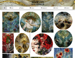 shadowscapes.com screenshot