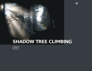 shadowtreeclimbing.org screenshot