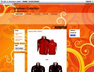 shafwan-collection.blogspot.com screenshot