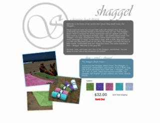 shaggel.com screenshot