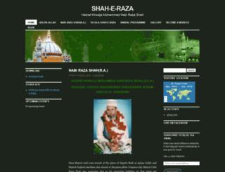 shaheraza.wordpress.com screenshot