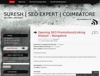 shahursk.wordpress.com screenshot