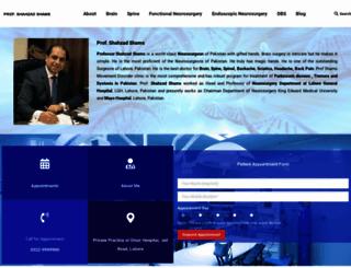shahzadshams.com screenshot