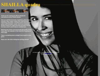 shailla.com screenshot