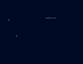 shaklee2u.com.my screenshot