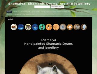 shamaiya.co.uk screenshot