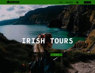 shamrockeradventures.com screenshot