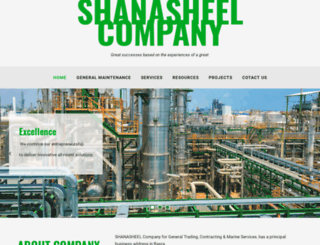 shanasheel.net screenshot