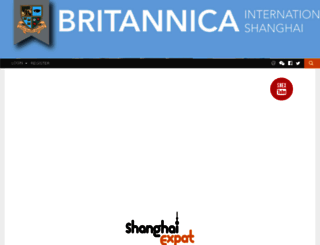 shanghaiexpat.com screenshot