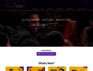 shankarmahadevanacademy.com screenshot