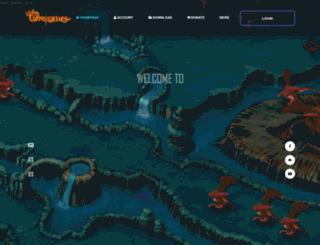 shannaraconquer.com screenshot
