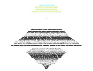 shapelinks.com screenshot