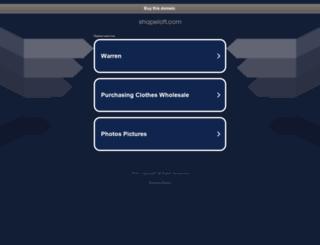shapeloft.com screenshot