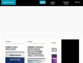 shapes.com.mx screenshot