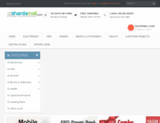 shardamall.com screenshot