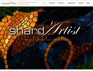 shardartist.com screenshot