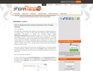 share-everythings.blogspot.com screenshot
