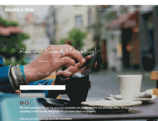 share-u-win.weebly.com screenshot