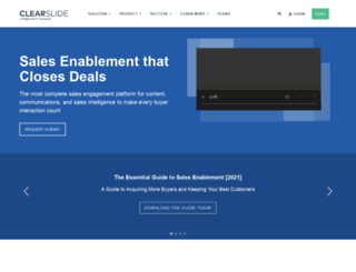 share-ue1-09.clearslide.com screenshot