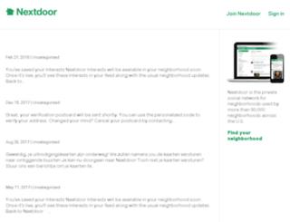 share.nextdoor.com screenshot