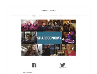 shareconomythemovie.com screenshot